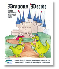 Dragons ColoringBook